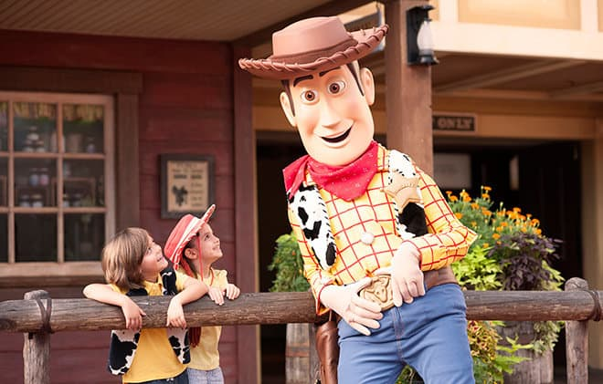 Disney World Kids Vacation Package