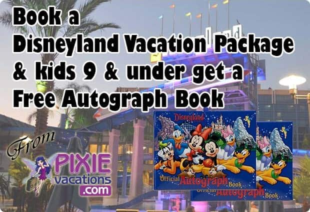 disneyland vacation package