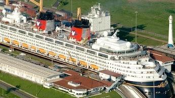Panama Canal Disney Cruise