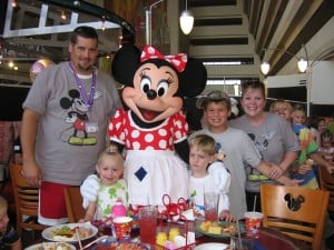 Disney Memories Ashley and Family