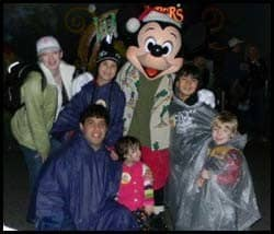 Disney Vacation Memories
