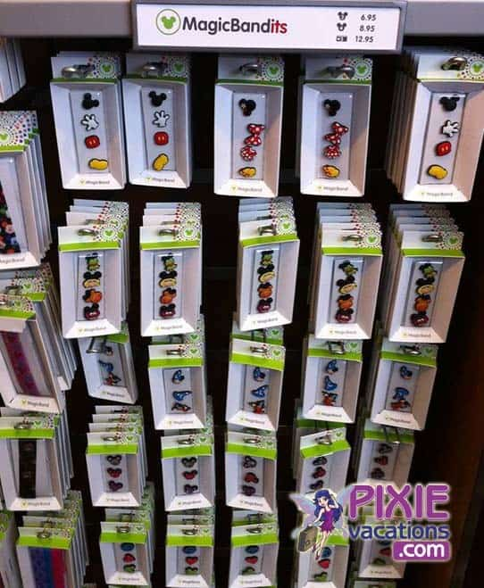 Disney Magic Bands for My Magic Plus replace park tickets