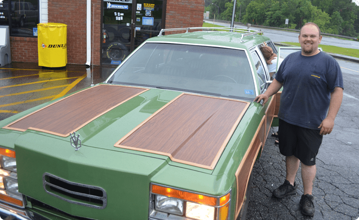 The Making Of The Griswold Family Truckster Real Life Griswold