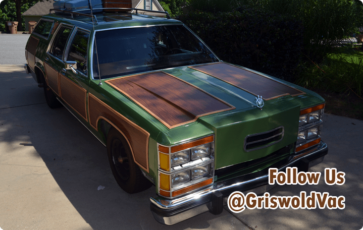 The Making of the Griswold Family Truckster | Real Life