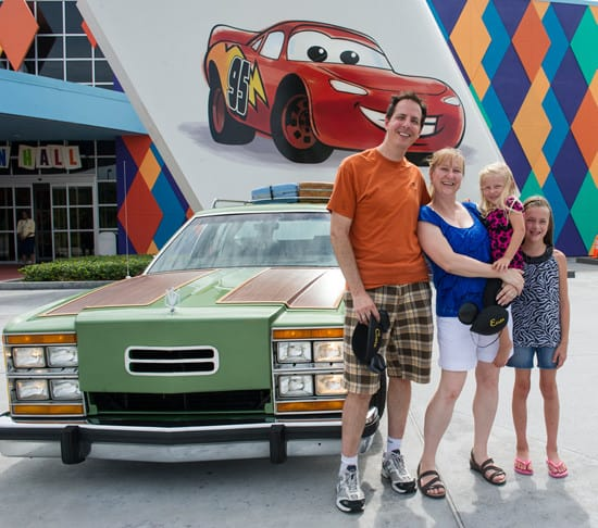 Griswold Vacation Walt Disney World Road Trip - Pixie Vacations