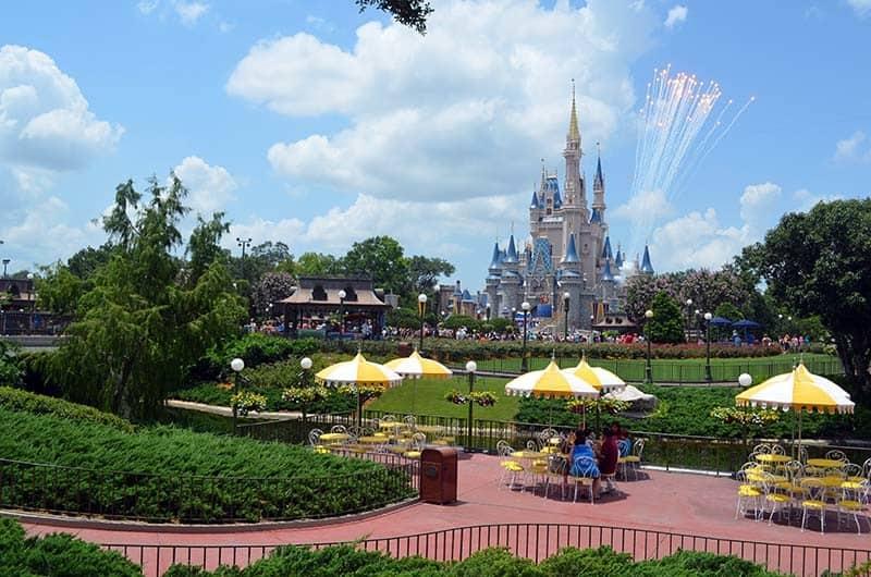 Magic Kingdom Pixie Vacations