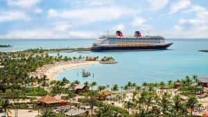 Star Wars Cruises Castaway Cay