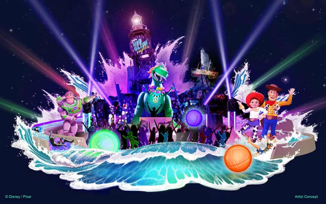 A Closer Look at Disney H2O Glow Nights