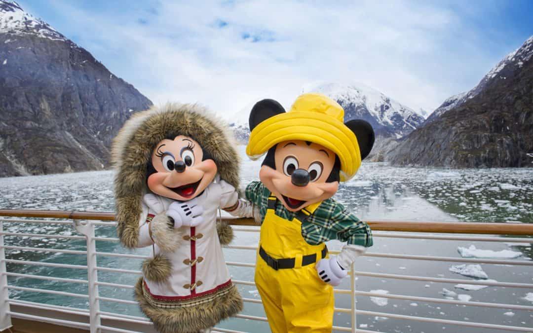 Alaska on Disney Cruise Line