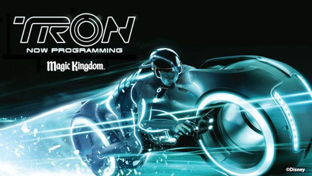 Tron Attraction Update Now Loading at Disney World