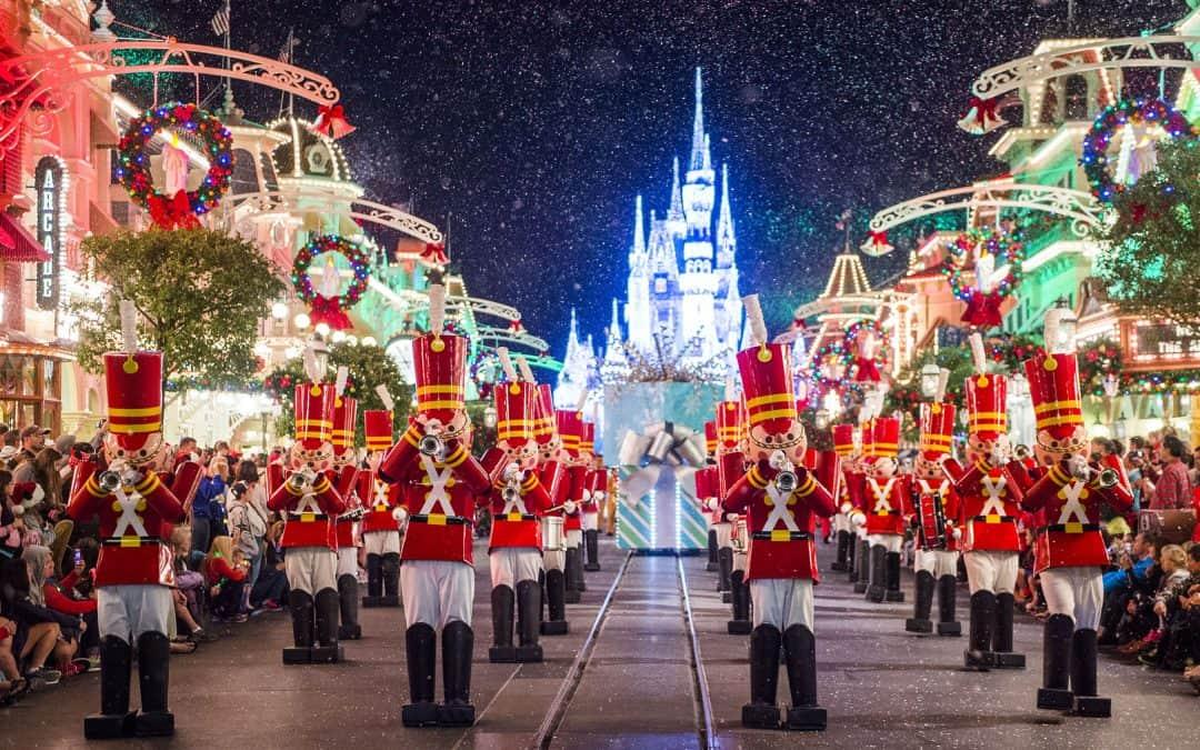 christmas vacation packages at disney world - Cheap Christmas Vacations